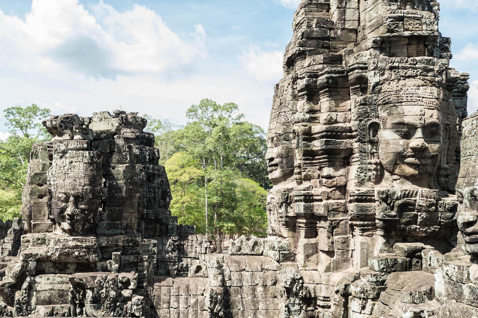 Cambodia Temples