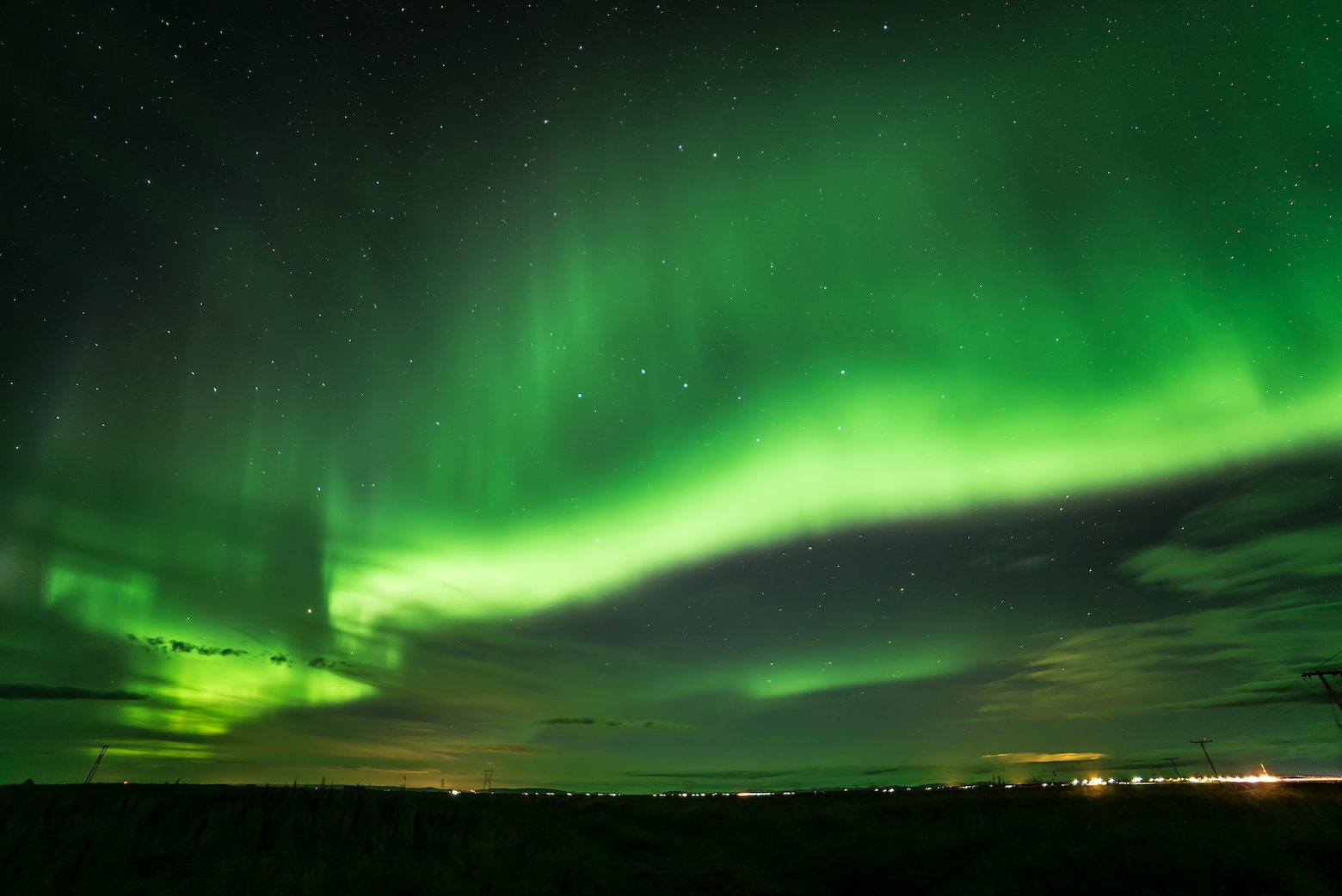 Aurora Borealis, Northern Lights, Iceland