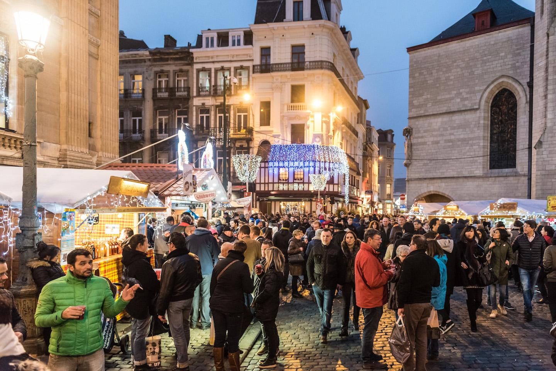 Winter Wonders, Brussels, Belgium