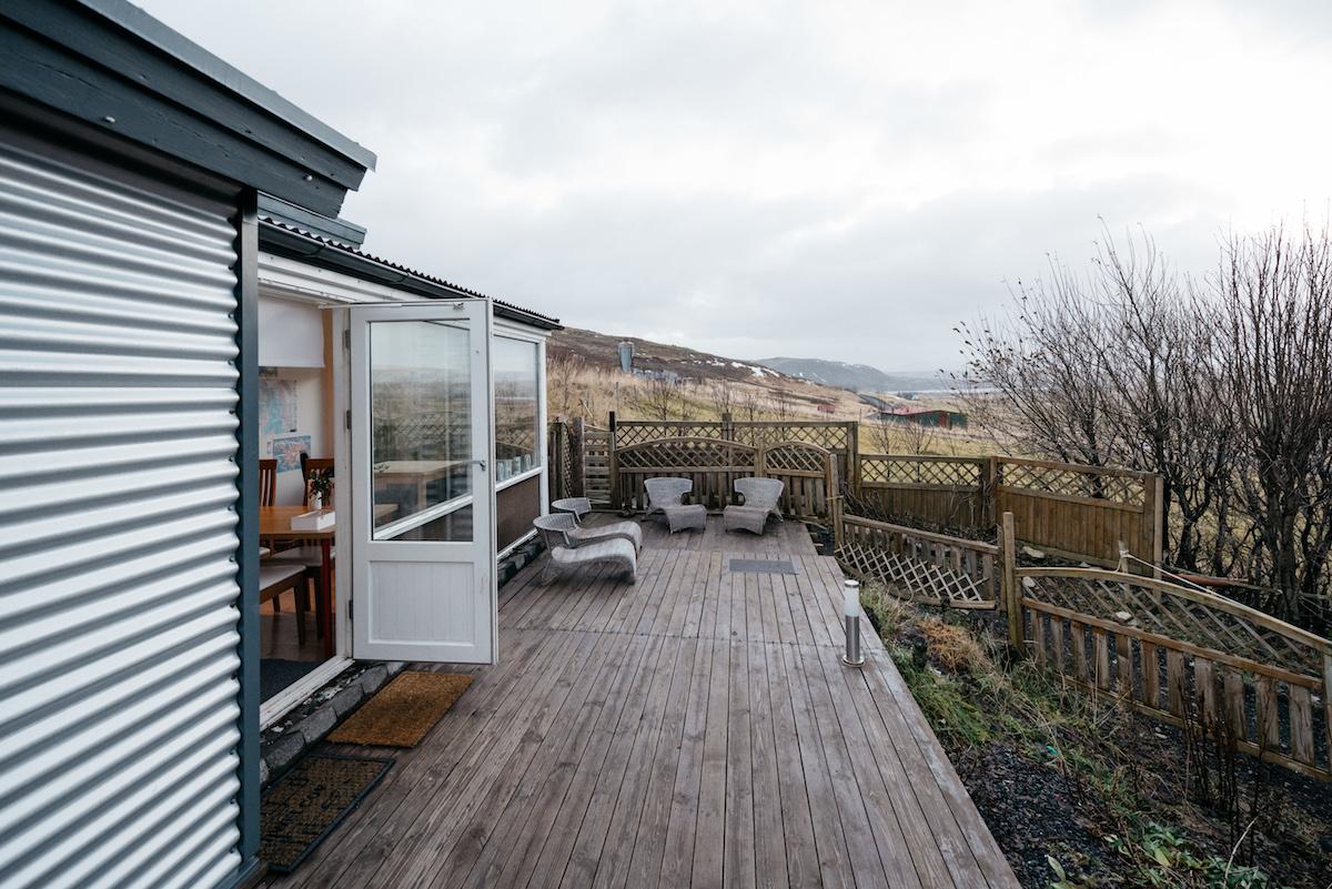 Airbnb, Reykjavik