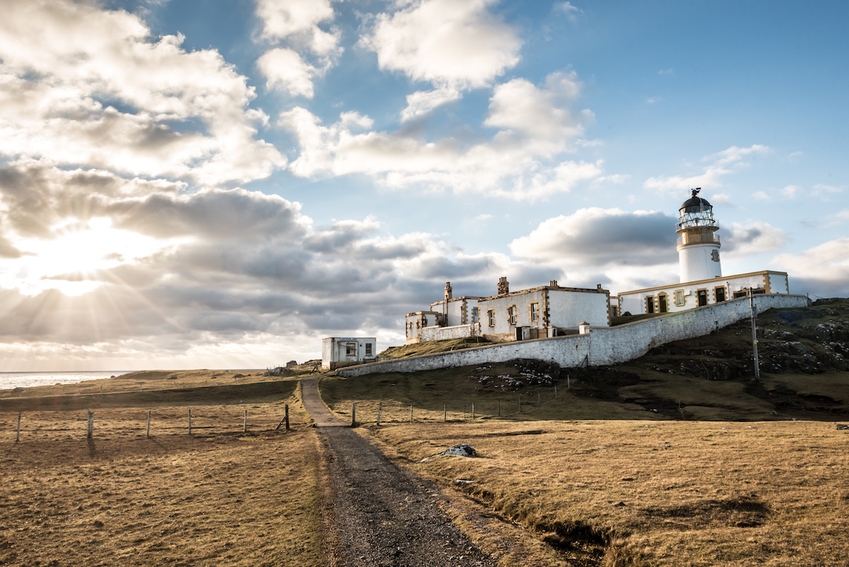 Neist Point Lighthouse Amp The Oyster Shed Isle Of Skye